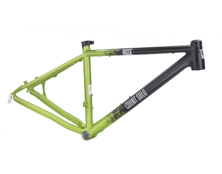 Budujemy rower – ramy
