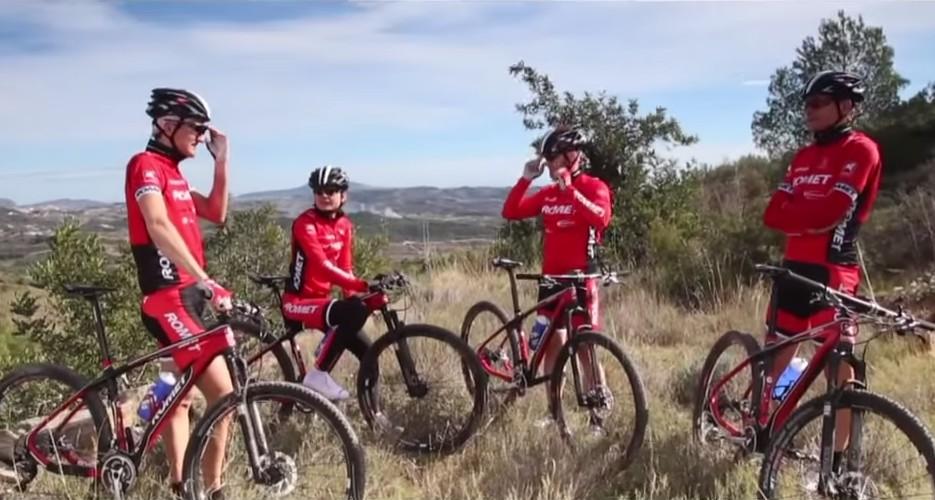 Romet MTB Team [wideo]