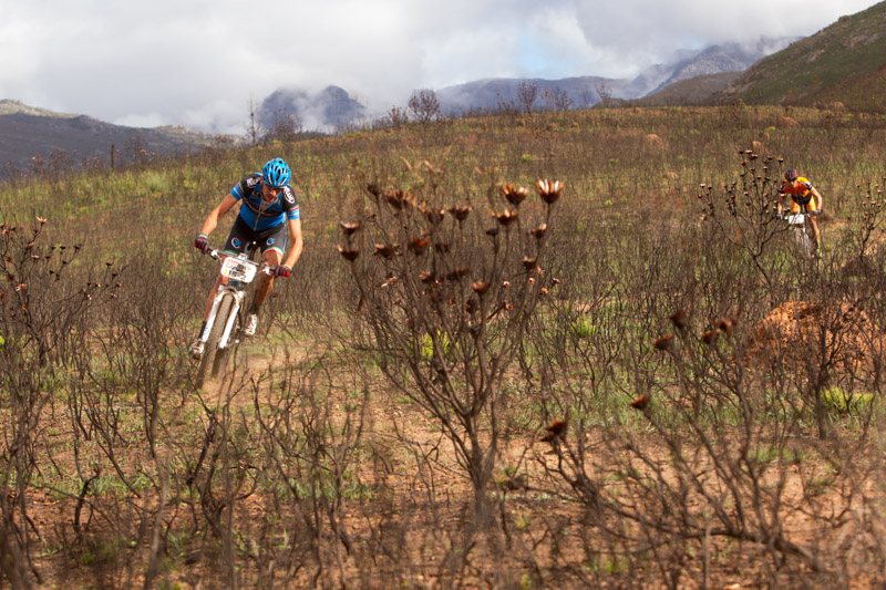 Absa Cape Epic 2014 Stage 4 Greyton