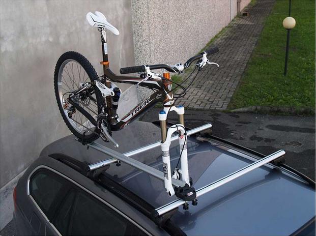 bagażnik menabo bike pro widelec