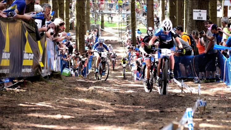 Mistrzostwa Świata MTB w Nowym Mieście na Morawach