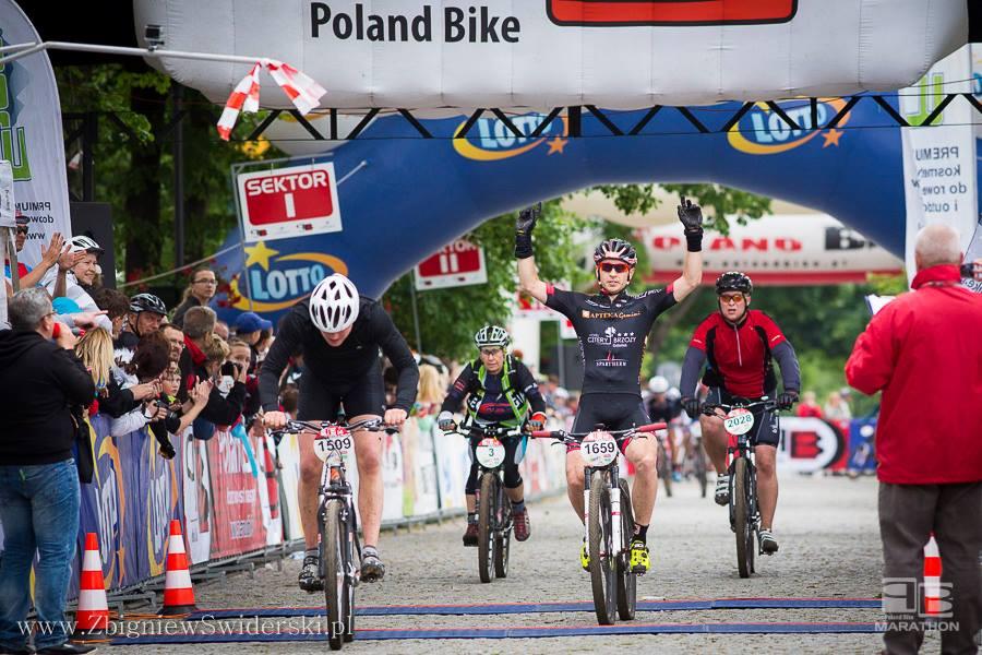 poland bike marathon 2014 nadarzyn bartosz banach