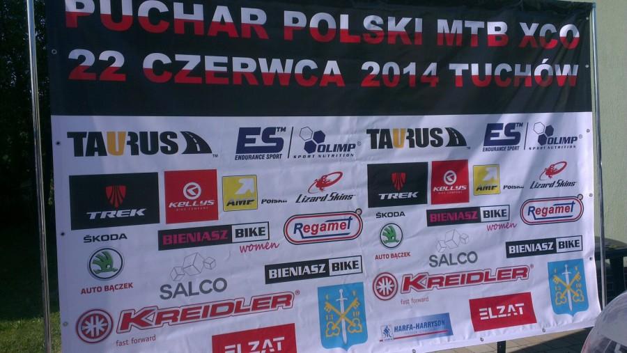 puchar polski tuchów bieniasz bike