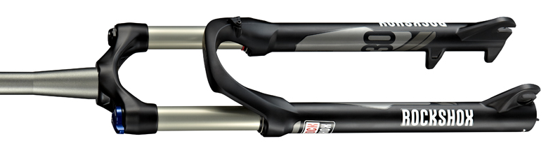 widelec Rock Shox 30 gold