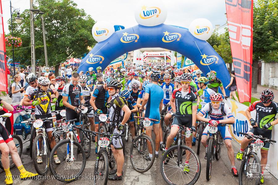 poland bike 2014 gora kalwaria start