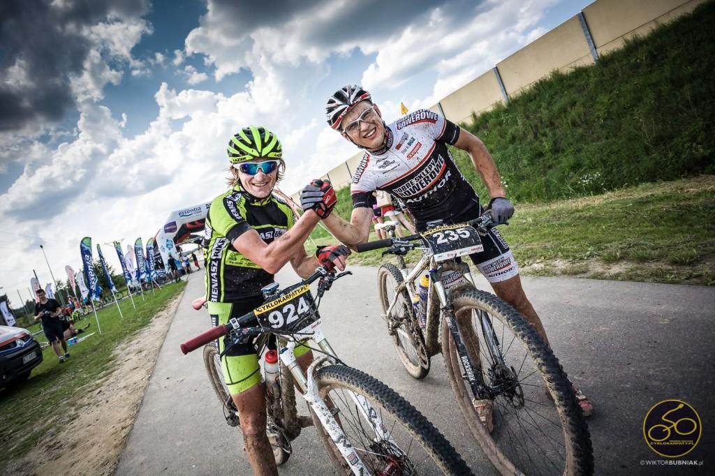 Albert Głowa KCP Elzat Regamet BIENIASZ Bike TEAM  cyklokarpaty wojnicz dominik grządziel dbr author