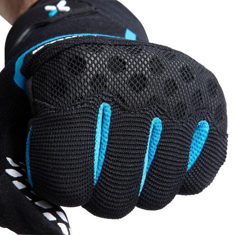 rękawiczki btwin mtb 700 wentylacja