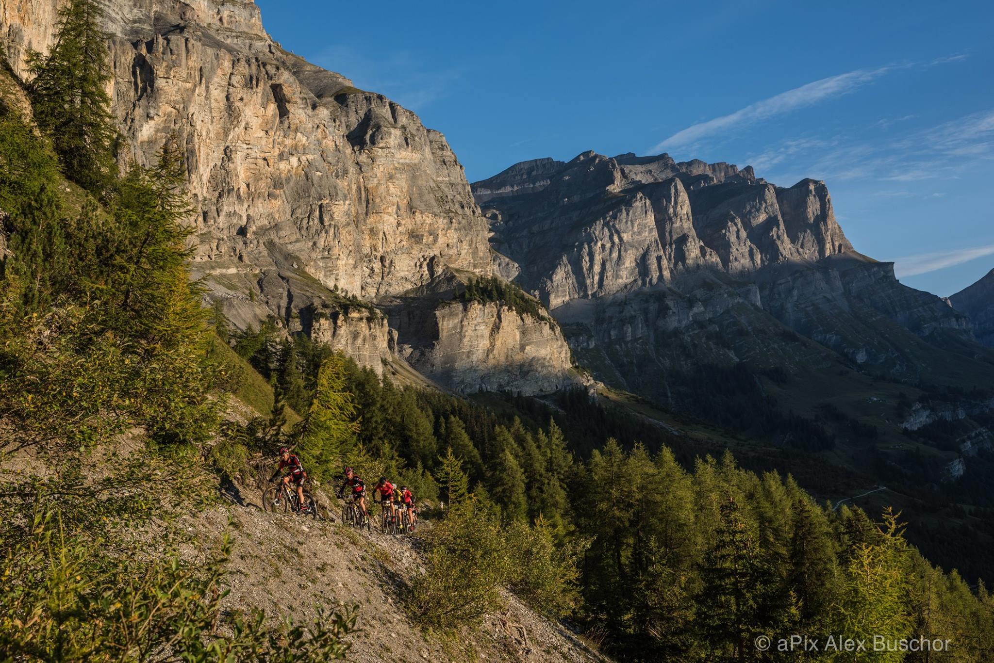 Perskindol Swiss Epic 2014 – ETAP 2 i 3