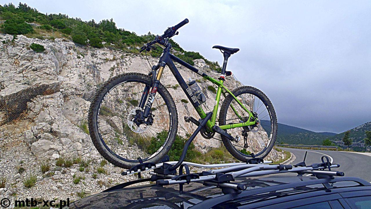 Bagażnik rowerowy Thule ProRide 591 [test]