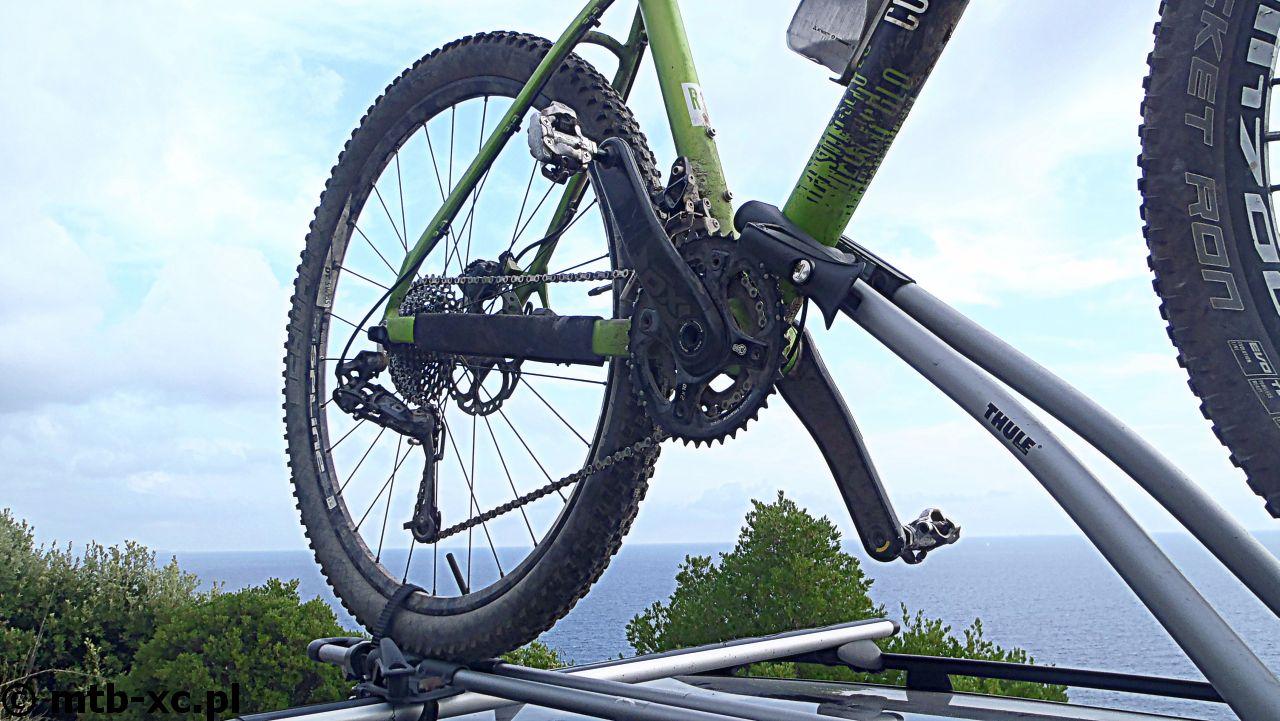 Bagażnik rowerowy Thule FreeRide 532 [TEST]