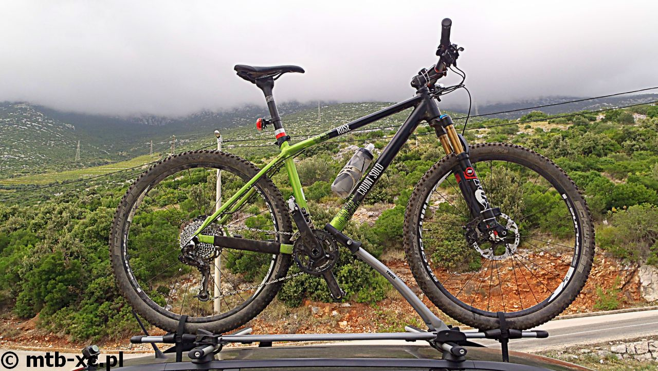 thule freeride rose count solo