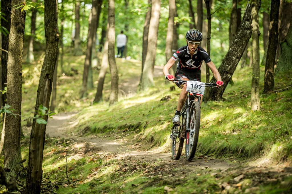 anna szafraniec kross racing team mtb obiszów