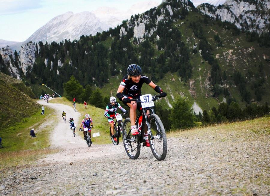michalina ziółkowska Val di Fassa Bike 2014 kross racing team