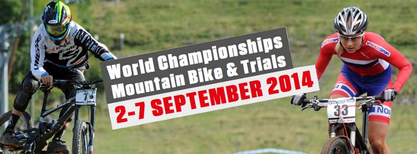 Ruszają Mistrzostwa Świata w kolarstwie górskim 2014!