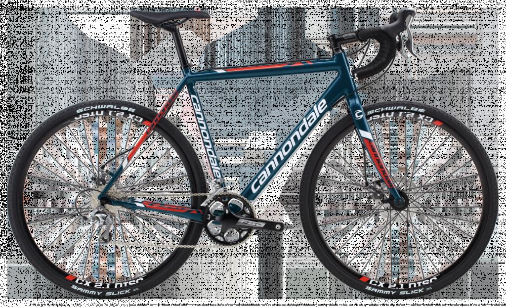 rower przełajowy cannondale caadx disc tiagra