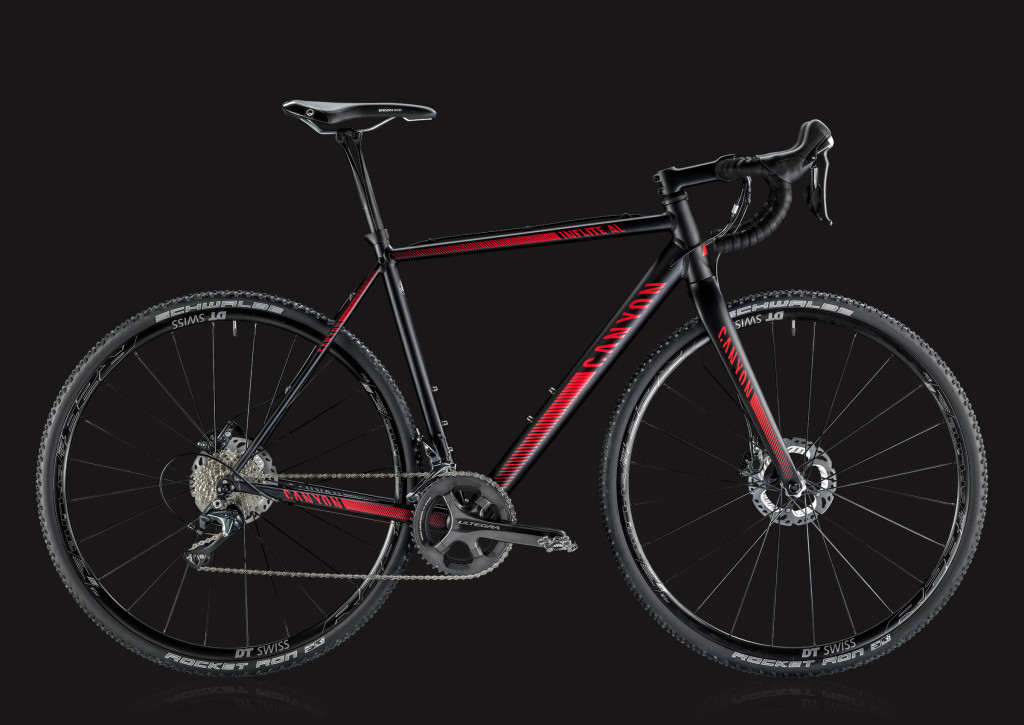 rower przełajowy canyon inflite al 9