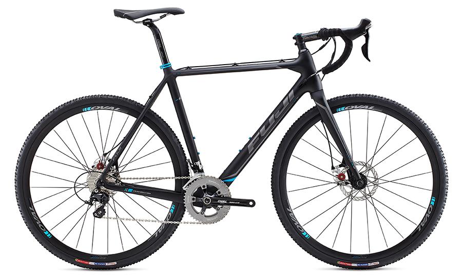 rower przełajowy fuji altamira disc