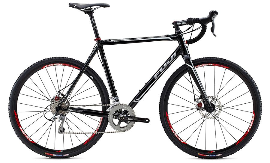 rower przełajowy fuji cross disc