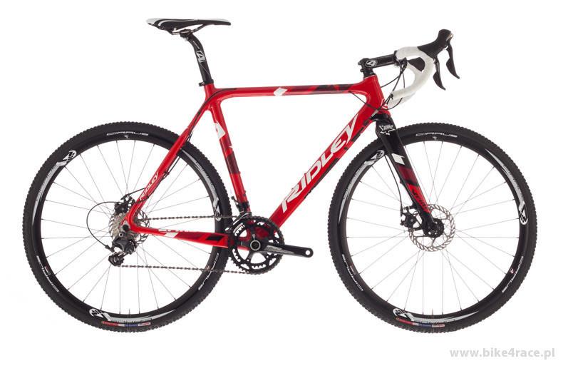 rower przełajowy ridley x-fire
