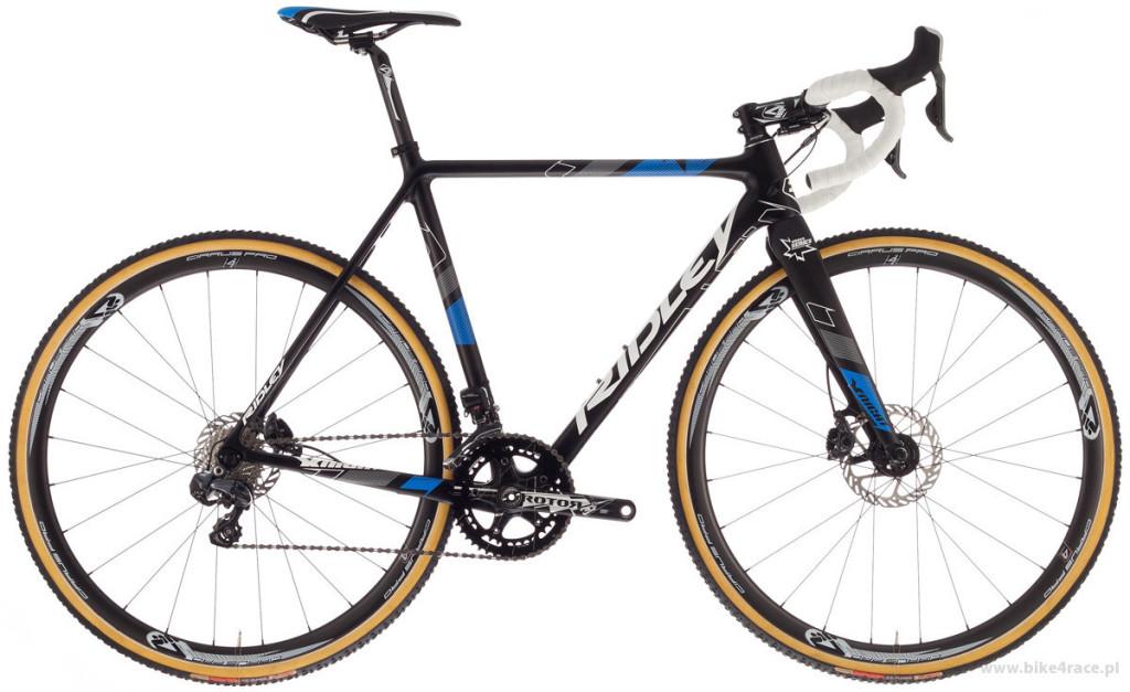 rower przełajowy ridley x-night