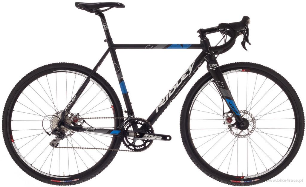 rower przełajowy ridley x-ride