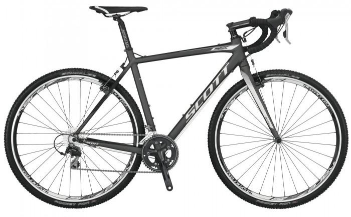 rower przełajowy scott cx comp