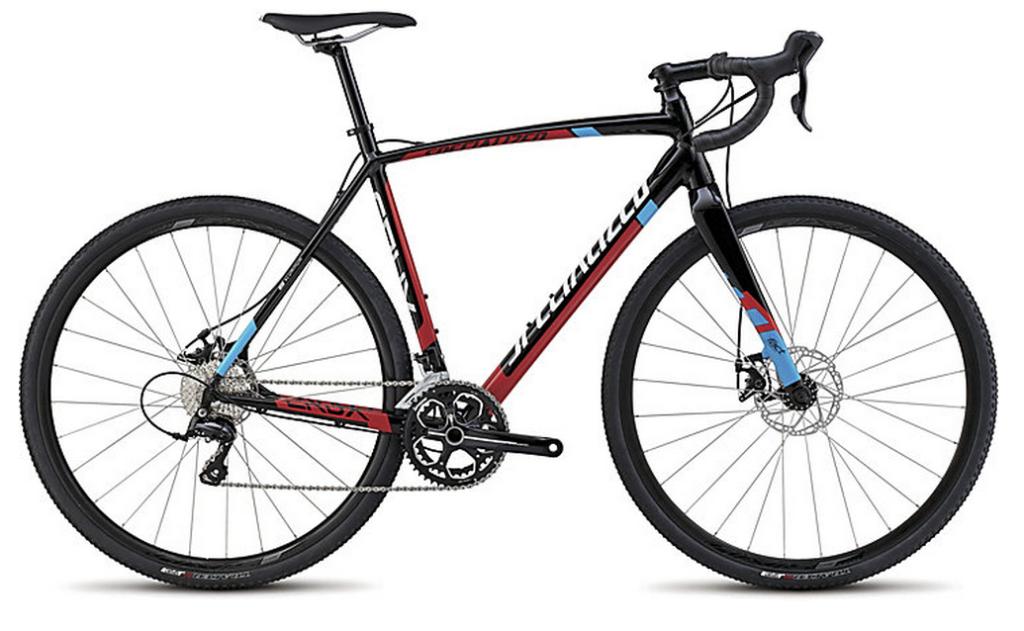 rower przełajowy specialized crux e5
