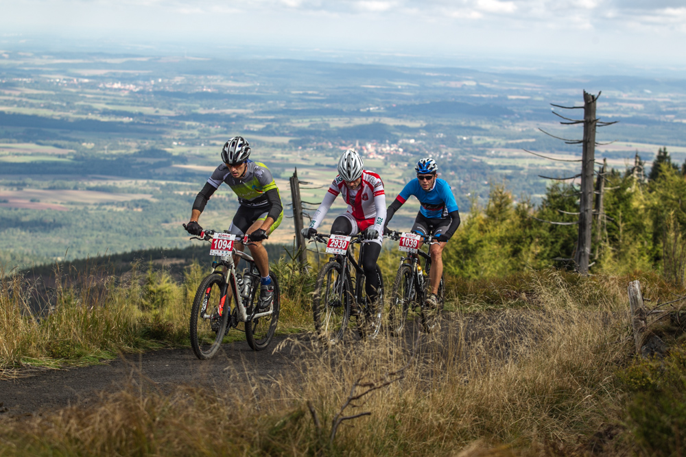 Bike Maraton Świeradów Zdrój 2014
