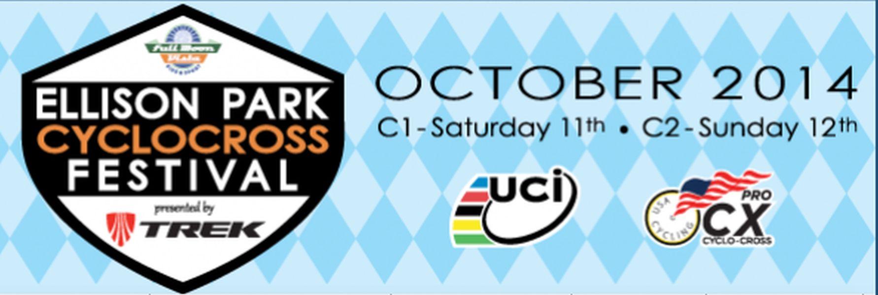 Ellison Park Cyclocross [na żywo]