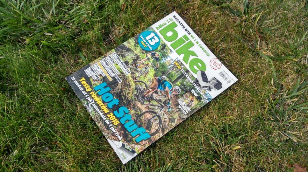 magazyn bike numer 8 październik 2014