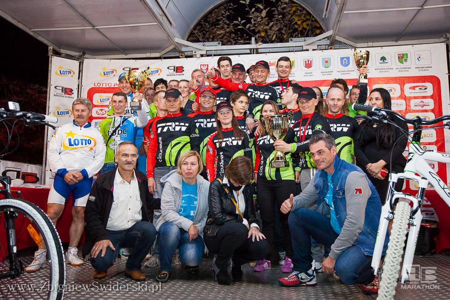 [PR] LOTTO Poland Bike Marathon: rekordowy finał w warszawskim Wawrze!