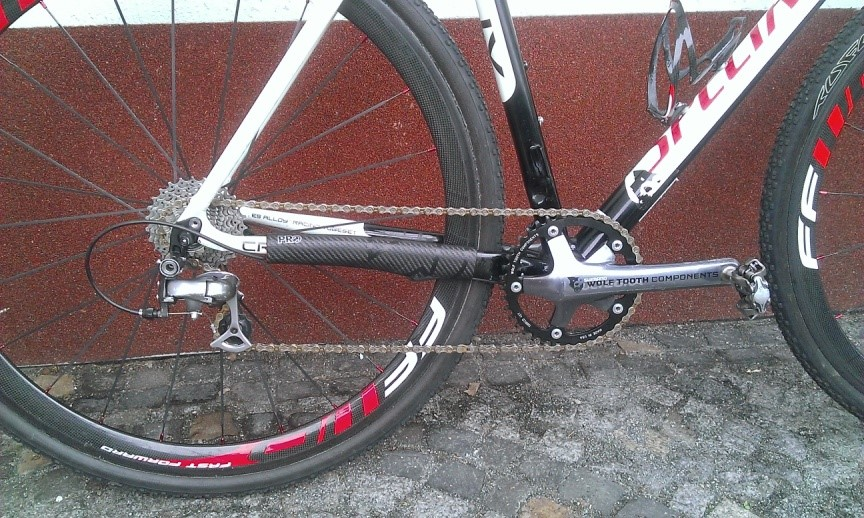 specialized crux cx wolf tooth components