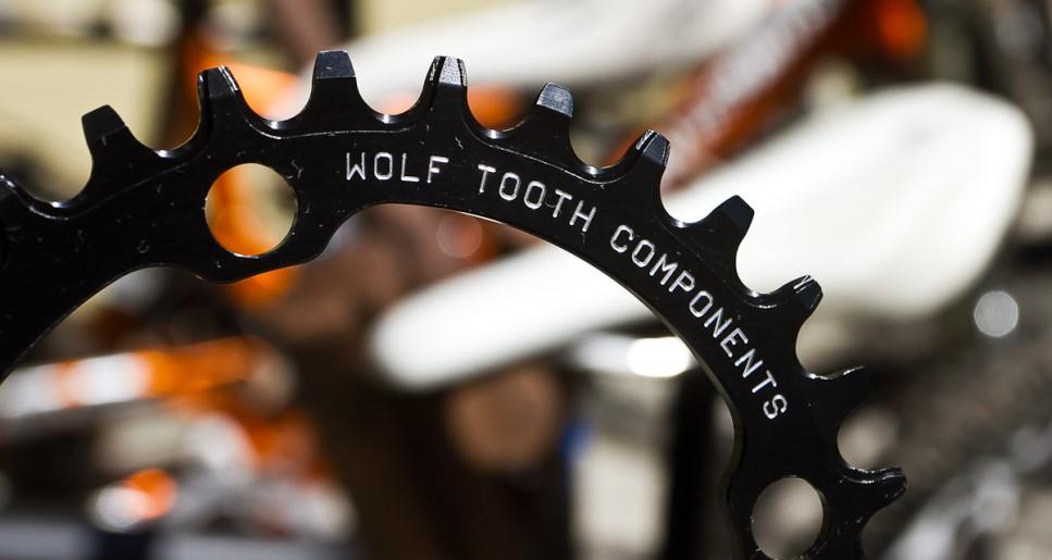 Piotr Kurczab (SGR Srebrna Góra): Wolf Tooth Components w praktyce