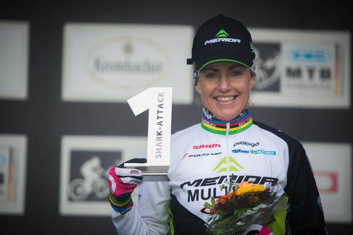 [PR] Gunn-Rita Dahle Flesjaa na dłużej z Meridą, chce walczyć w Rio!