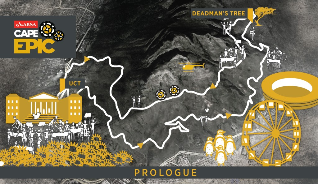 2015 Prologue Map