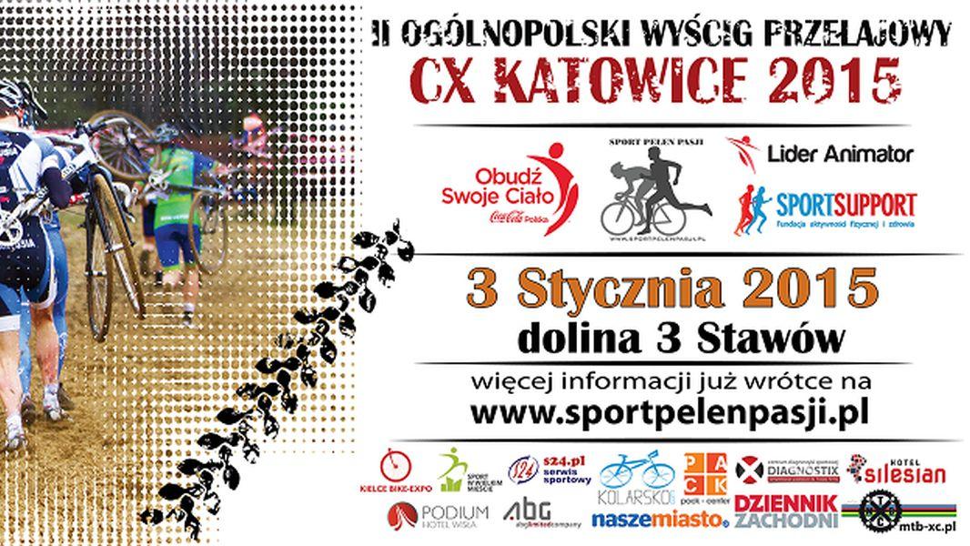 [PR] II Ogólnopolski Wyścig Przełajowy CX Katowice