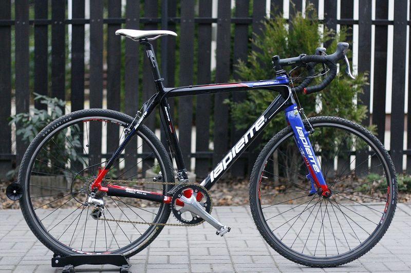 Rower przełajowy Lapierre CX Jakuba Wolcendorfa (Jakoobcycles.com)