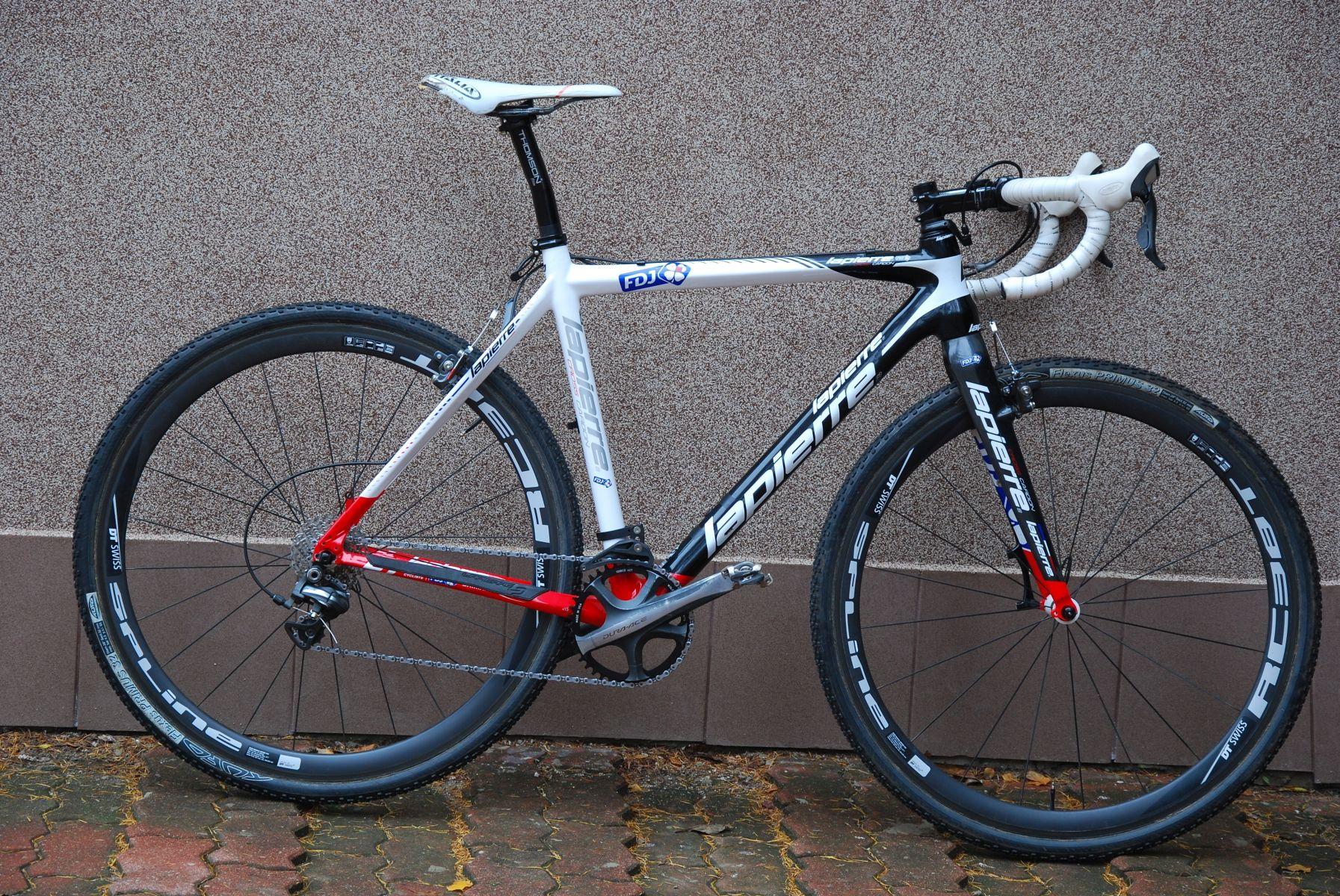 Rower przełajowy Lapierre CX Pawła Króla (WKK)
