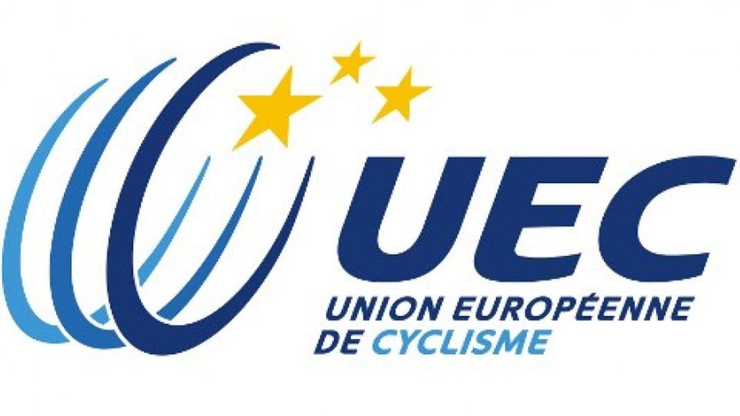 uec europejska unia kolarska logo