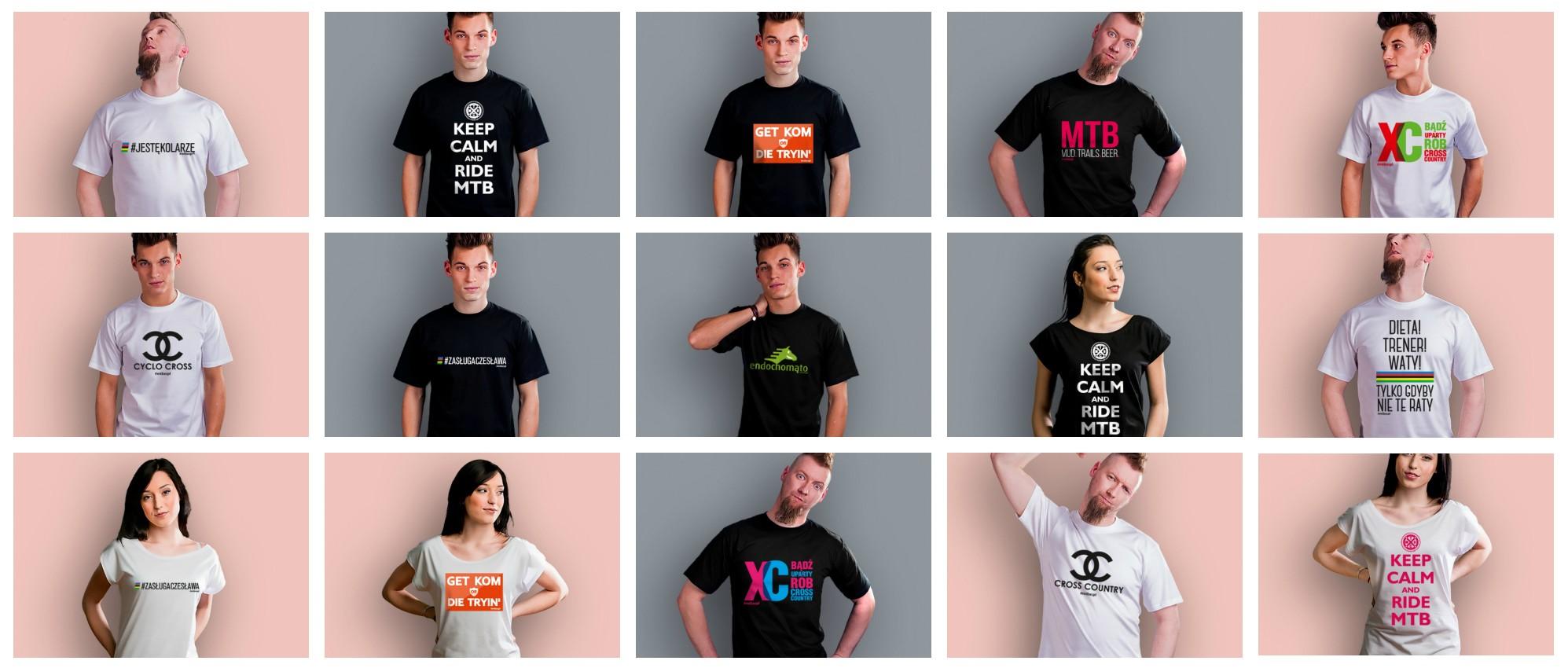 Koszulki #mtbxcpl
