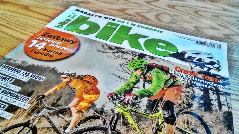 Przegląd prasy – Bike 09-10/2014