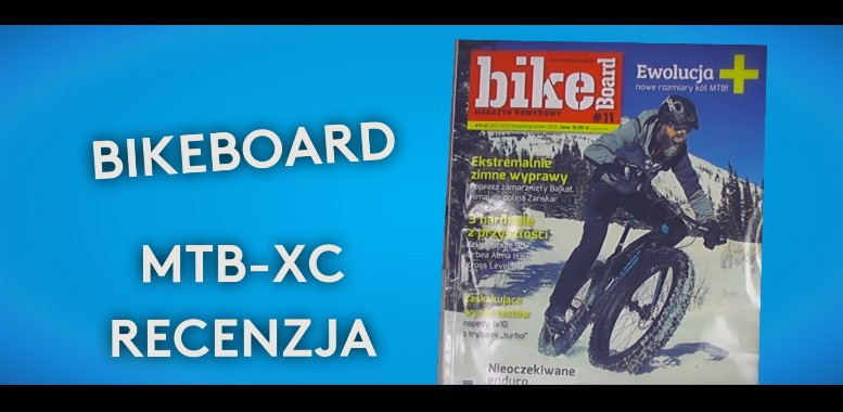 Magazyn Bikeboard 11/2014 – recenzja [wideo]