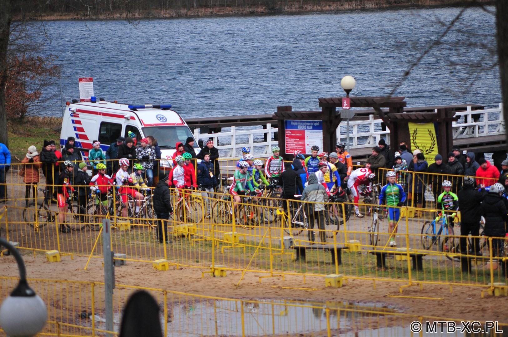 Mistrzostwa Polski w kolarstwie przełajowym – Bytów 2015 [wrażenia]