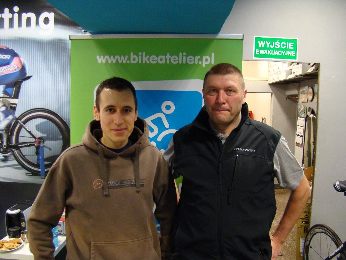 [PR] 2. etap Tour de Bike Atelier: starcie tytanów