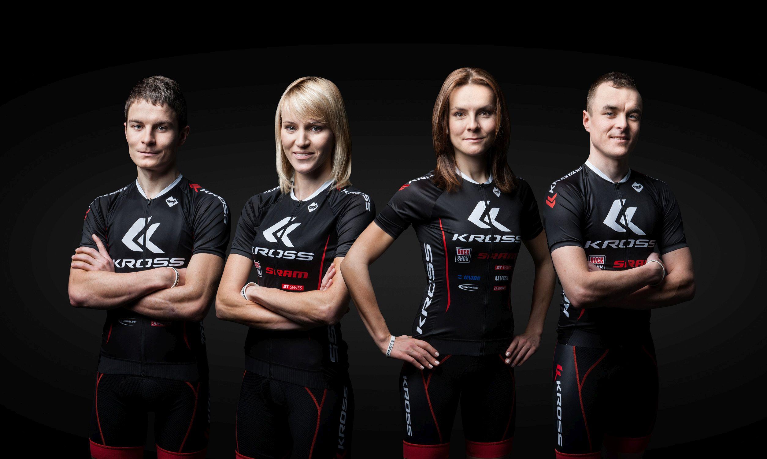 Włoszczowska i Wawak wzmacniają Kross Racing Team!