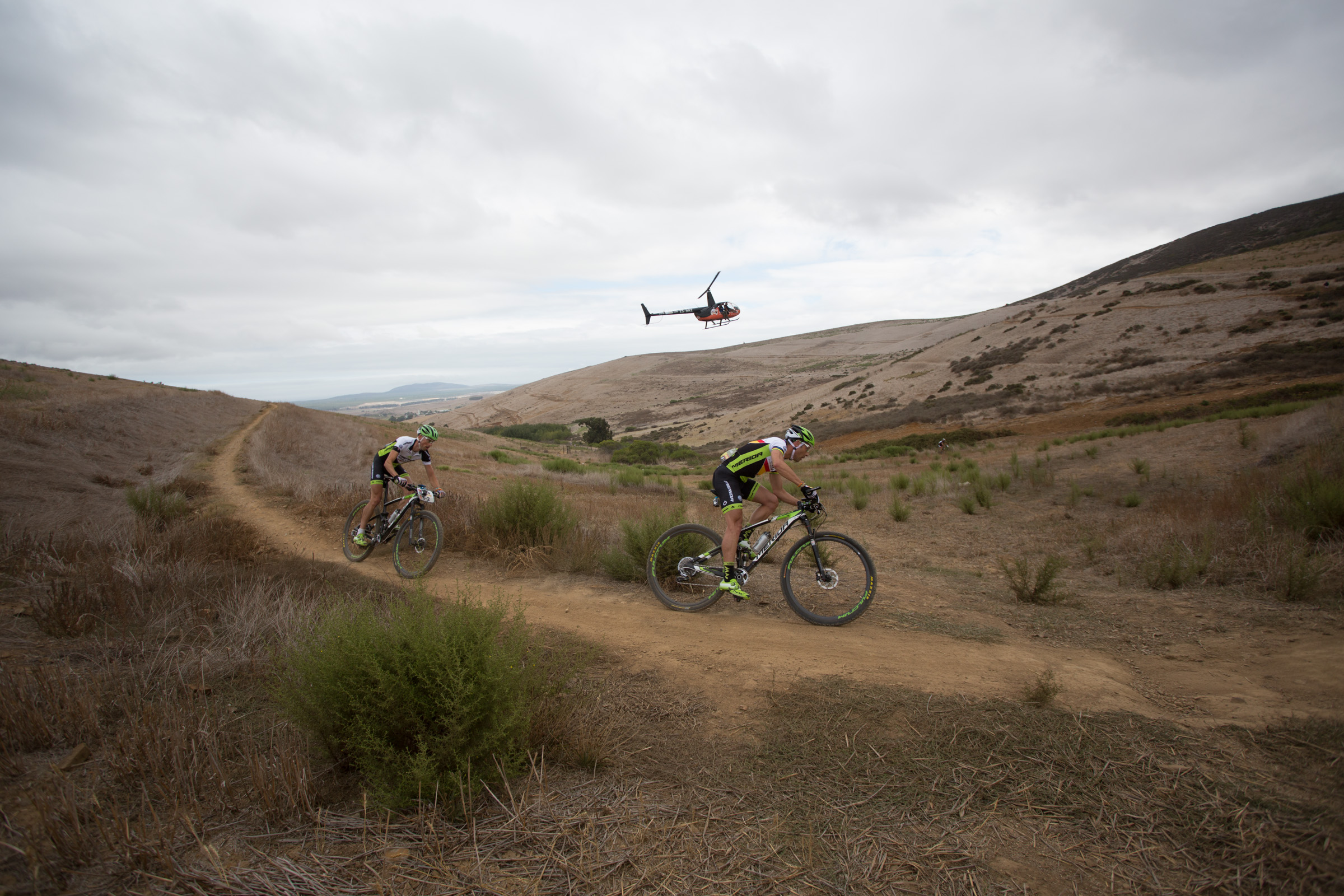 Absa Cape Epic 2014 Prologue – Meerendal Wine Estate