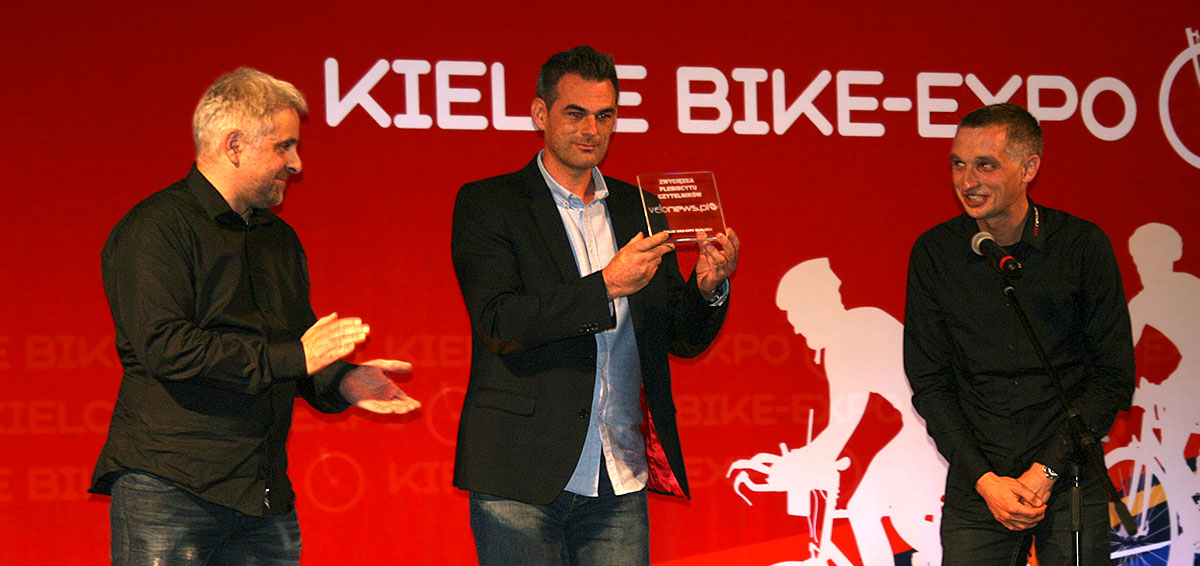 kielce bike expo nagroda velonews poland biike