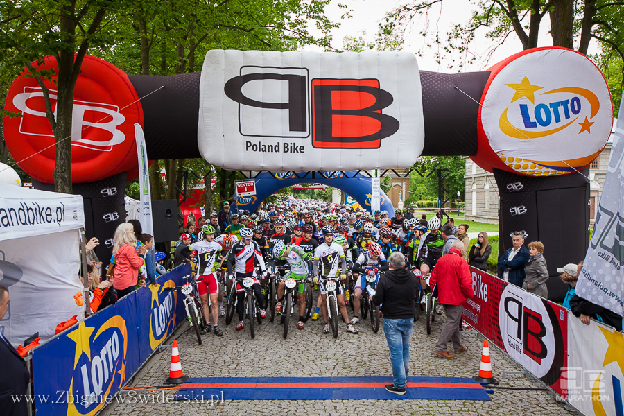 Rekordowy LOTTO Poland Bike Marathon 2015 [PR]