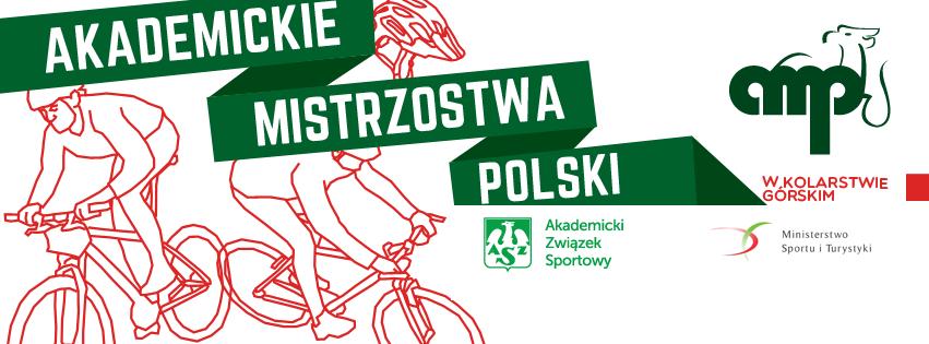 [PR] Zmierz się z trasą Akademickich Mistrzostw Polski w Kolarstwie Górskim 2015