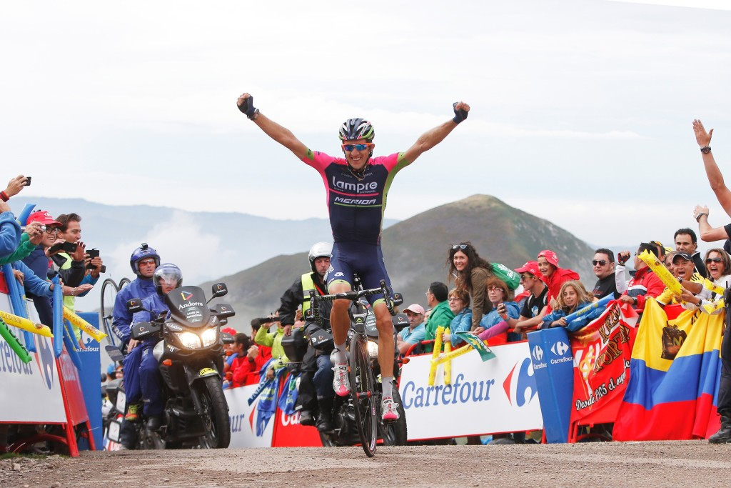 Vuelta Spagna 2014